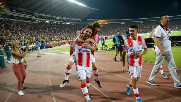 Marin schafft es in die Champions League