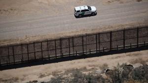 Pentagon will 800 Soldaten an Grenze zu Mexiko schicken