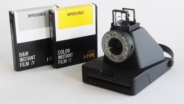 Die erste unmögliche Kamera
