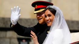 Herzogin und Herzog von Sussex