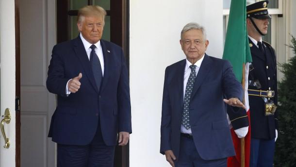 Trumps linker Bruder im Geiste