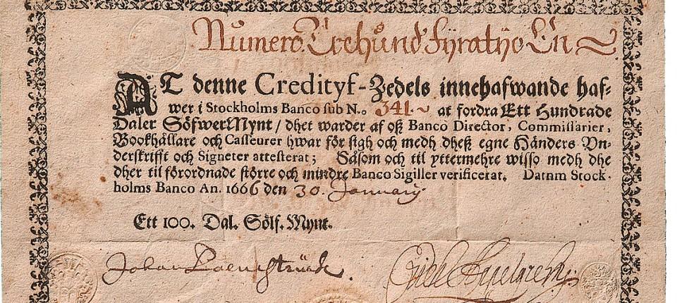 Die Schwedische Notenbank Will Eigene Digitalwährung Einführen