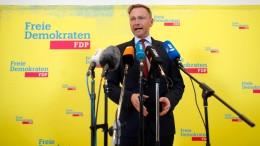 Lindner: Werden Ramelow nicht wählen