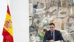 Sánchez will Ausgangsbeschränkungen in Spanien verlängern