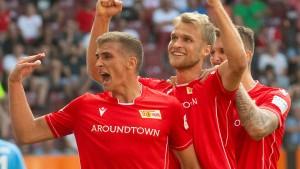 Union Berlin will Borussia Dortmund ärgern