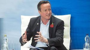 Europa lässt London später zahlen