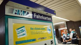 Frankfurt bei Monatskarten für Bus und Bahn besonders teuer