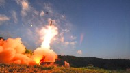 Südkorea übt Raketenangriff