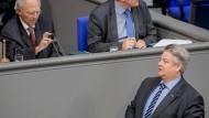 Schäuble rügt AfD-Fraktion
