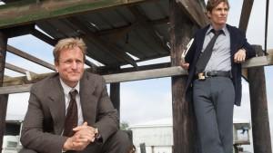 Zwei Männer am Abgrund