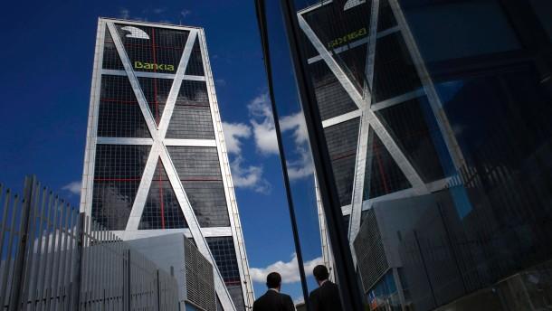Krisenbank Bankia steigt bei British Airways und Iberia aus
