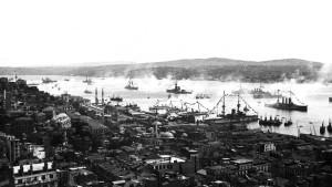 Besetzung des Bosporus: Russische Verschwörungen