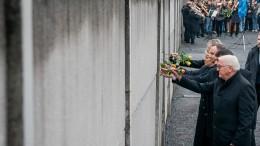Zentrale Gedenkveranstaltung zum Mauerfall