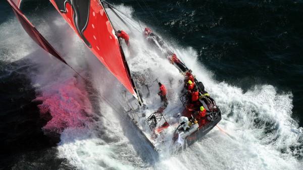 Volvo Ocean Race Aktuell News Infos Der Faz