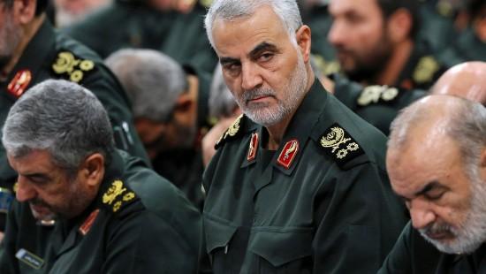 Die Geschichte der iranischen Revolutionsgarden