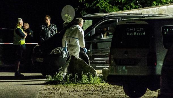 Kindermörder aus Asylunterkunft war Straftäter mit Fußfessel