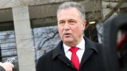 Weselsky schließt Lokführer-Warnstreiks an Pfingsten nicht aus