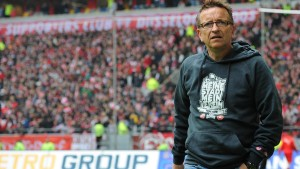 Düsseldorf dürstet nach Bundesliga