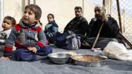 UN-Lebensmittelhilfe erreicht in Syrien fast niemanden mehr