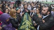 Türkische Gemeinde warnt vor Gewalt auch in Deutschland