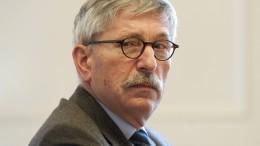 SPD will Mitgliedschaft Sarrazins abermals prüfen