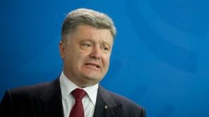 Ukrainischer Präsident kündigt Referendum an