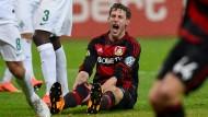 Bayer scheitert schon wieder an Bremen