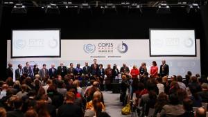 Wird das Klima wieder vertagt?