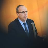 """""""Keine Informationen zu den 46 beschlagnahmten Schusswaffen"""": Der hessische Innenminister Peter Beuth (CDU) zum Stand im Fall Lübcke"""