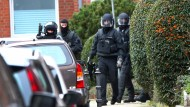 Fünf Festnahmen bei Aachen