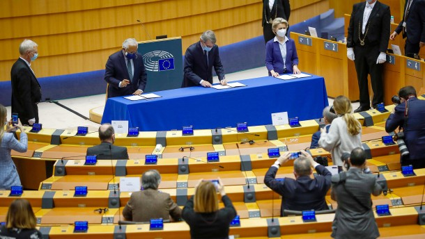 EU-Parlament treibt Lieferkettengesetz voran