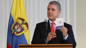 Kolumbien geht Koksern an den Kragen
