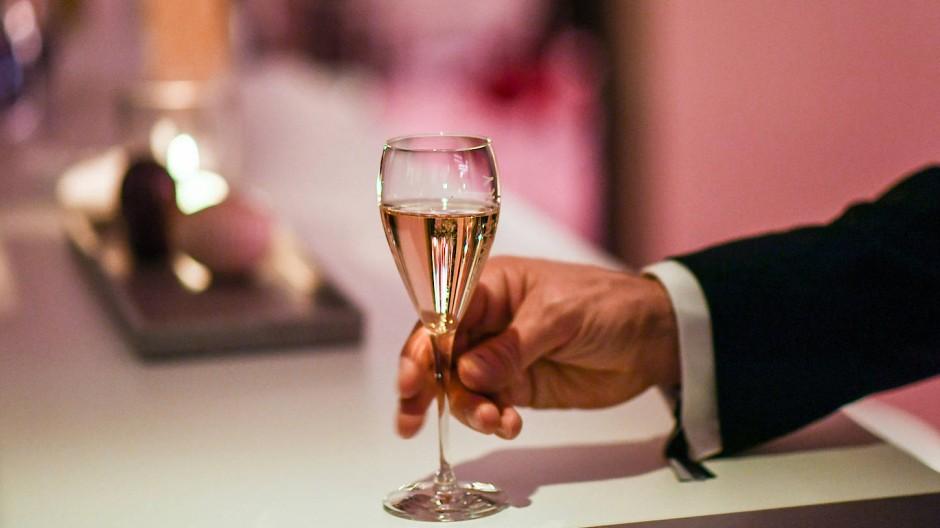 Die Lust auf Champagner soll Amerikanern nicht durch neue Zölle getrübt werden.