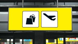 Einkaufen und abheben