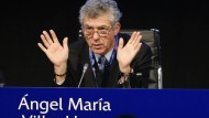 Präsident des spanischen Fußballverbandes suspendiert