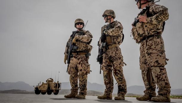 Maas will Bundeswehr-Mandat für Afghanistan verlängern