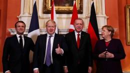 Merkel optimistisch vor Nato-Gipfel