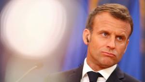 Macron erwartet von Johnson neue Erklärungen