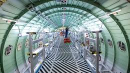 Luftfahrtindustrie erwartet Umsatzeinbruch von 40 Prozent