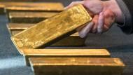 Bundesbank holt im Eiltempo Gold nach Frankfurt