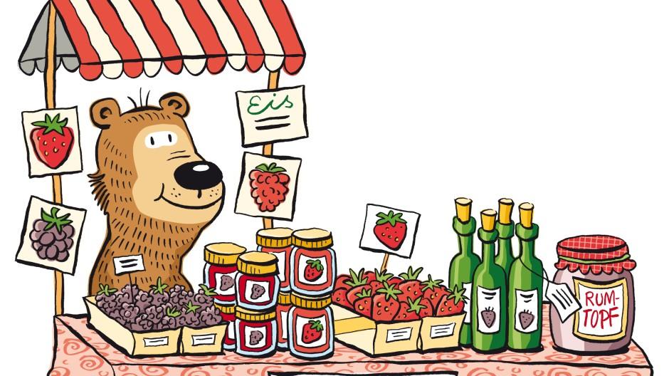 Brombeeren, Marmelade