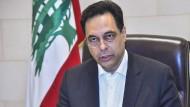 Regierungschef Hassan Diab