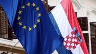 Mehrheit der Kroaten stimmt für EU-Beitritt