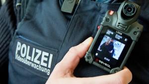 Bundestag macht mehr Videoüberwachung möglich