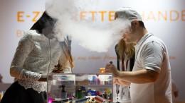 Nun schon fünf Todesfälle im Zusammenhang mit E-Zigaretten