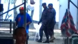 Polizei räumt besetztes australisches Flüchtlingslager