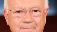 Die technische Kompetenz muss in die Hände des Staates: der CSU-Abgeordnete Hans-Peter Uhl