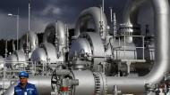Bis zu sieben Milliarden Euro Strafe für Gasprom