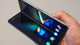 Das erste faltbare Smartphone ist wieder da