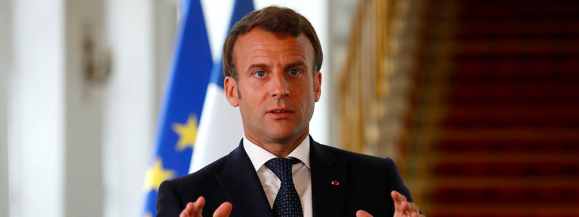 Misstraut Macron der freien Presse?